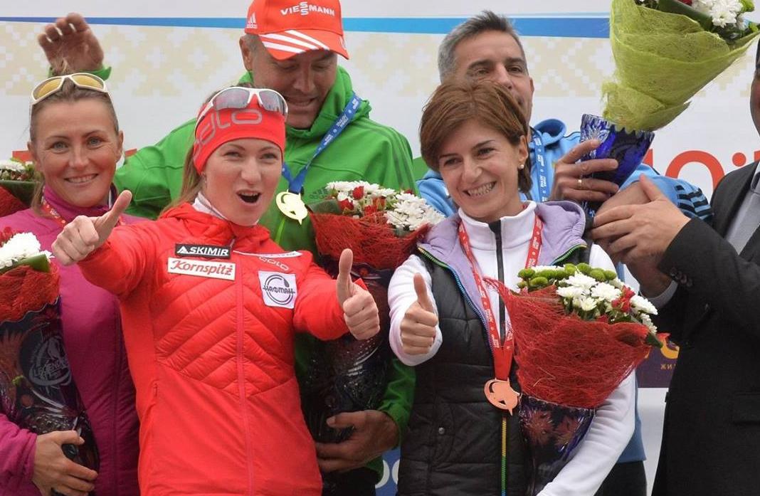 Катя Дафовска отново ще участва в 'Състезанието на легендите' в Раубичи