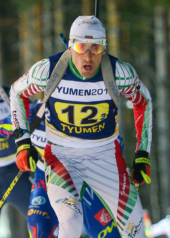 Владо Илиев е спортист на месец февруари за България