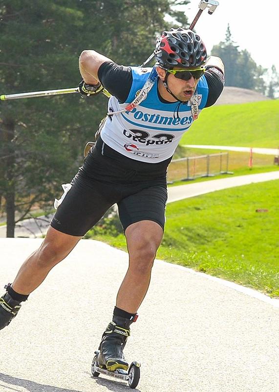 Антон Синапов е най-бързият биатлонист в спринтовата дисциплина в Естония