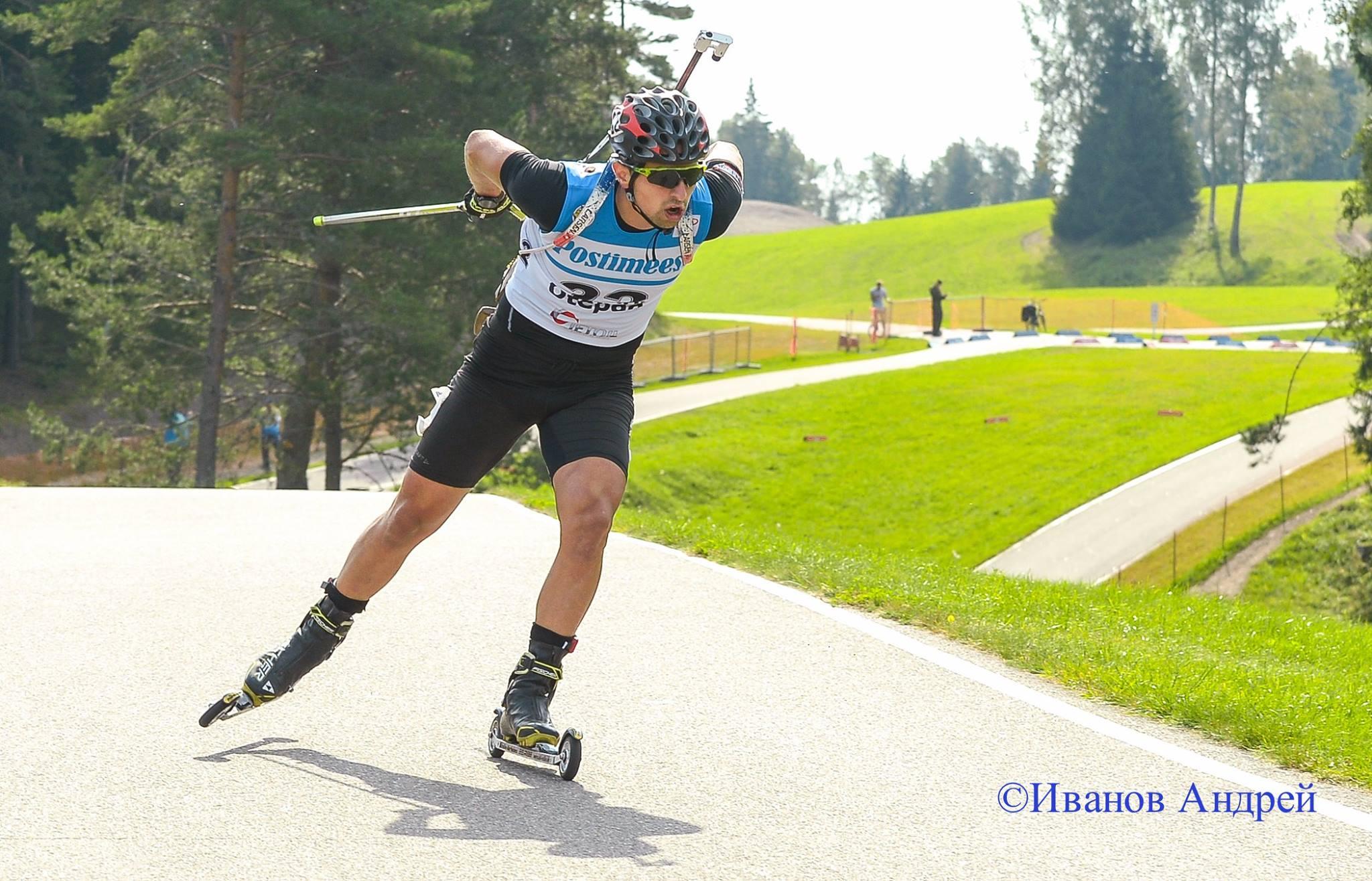 Тони Синапов остана на крачка от медалите в спринта на лятното СП в Отепя