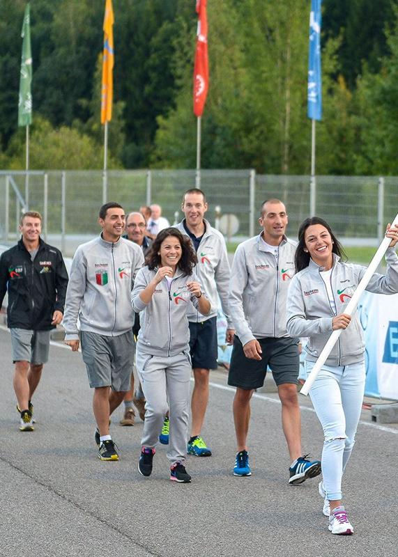 Седмо място за българска смесена щафета на летния шампионат в Естония