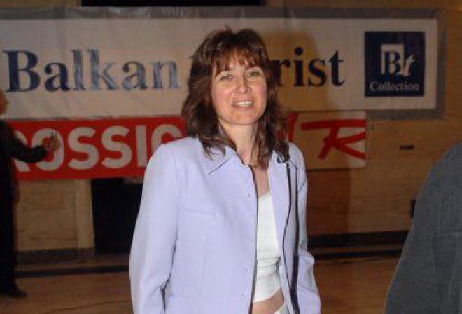 Надежда Алексиева - Една от легендите на българския биатлон
