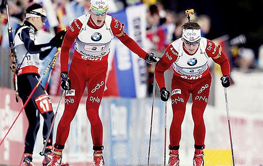 Статистика в ски бягането за сезон 2014/2015